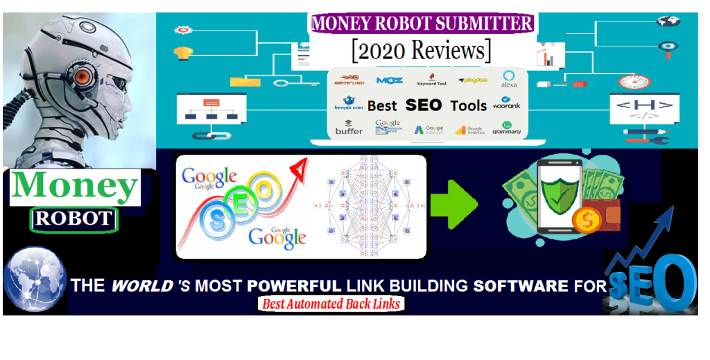 Money Robot Backlinks